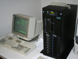 IBM AS/400 - Eryk Budi Pratama